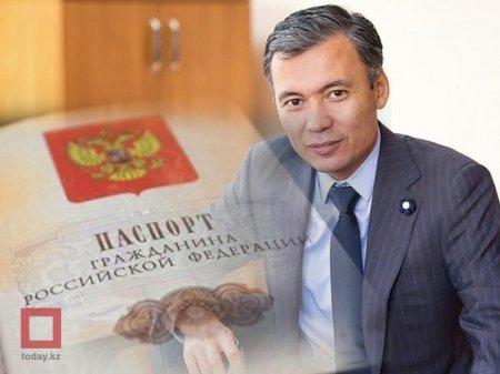 Жомарт Ертаев направил заявление об отказе от гражданства Казахстана