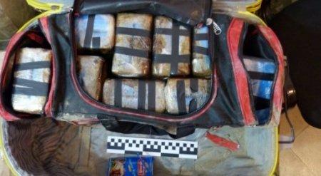 Спецоперация в Астане: изъяты наркотики на 48 миллионов тенге