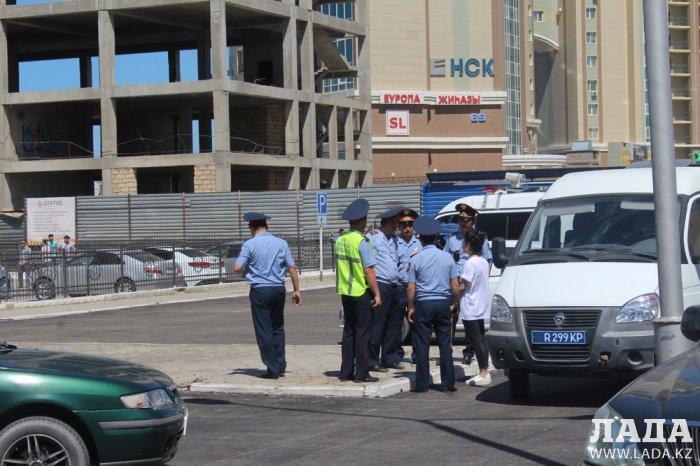 В Мангистауском филиале АО «Цеснабанк» пресекли попытку ограбления