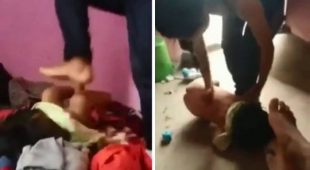 Участников шокирующего видео избиения ребенка ищет МВД РК