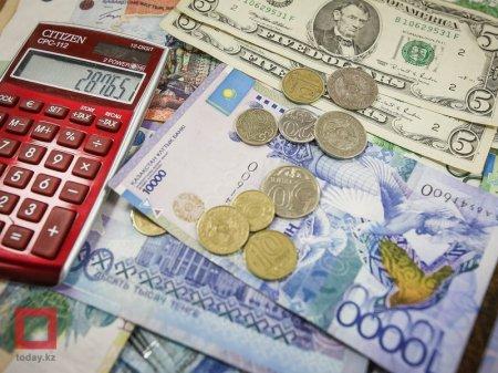 Курс доллара составил 327 тенге