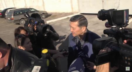 Серик Ахметов попросил суд о смягчении наказания и отозвал его