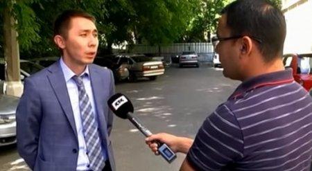 Шымкентский чиновник нашел курьезное объяснение протекающей крыше