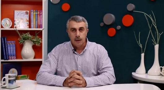 Комаровский доступно рассказал казахстанцам о менингите