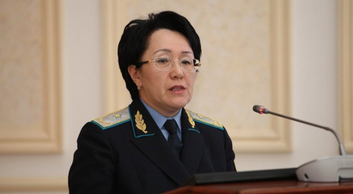 Прокурор, генерал, депутат: Что известно о новом детском омбудсмене Сауле Айтбаевой