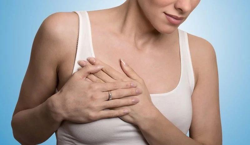 По ошибочному диагнозу отрезали одну грудь и выплатят 6 миллионов