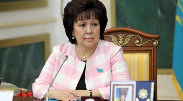 Балиева высказалась о поджоге ребенка в Таразе и ЧП с поездом в Шу