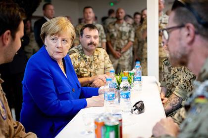 Каждый второй немец захотел отставки Меркель