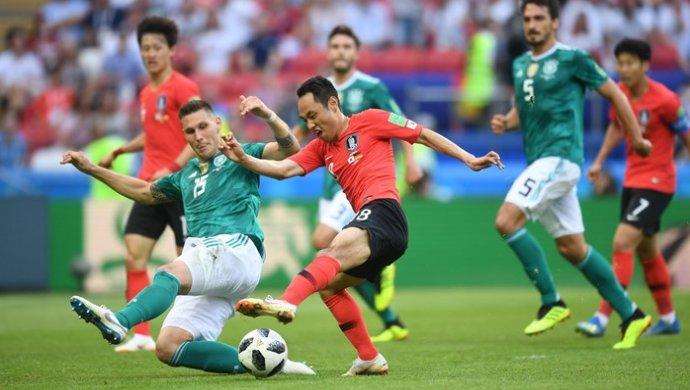 Германия сенсационно проиграла сборной Южной Кореи