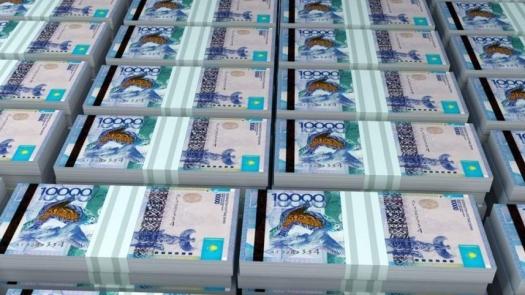 Фальшивые 10-тысячные купюры печатали в подпольном цехе в Алматы – ДГД