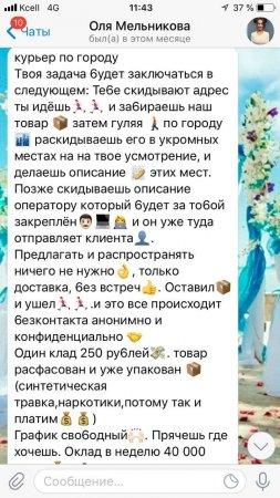 Казахстанцев предупредили о вербовке школьников в систему распространения наркотиков