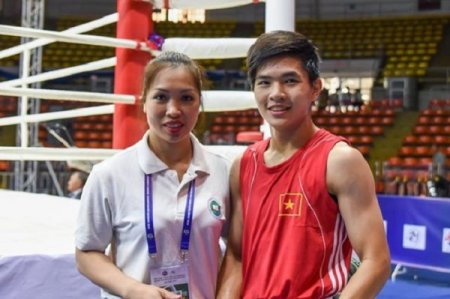 Девушка-боксер, победившая казахстанку на чемпионате Азии, оказалась парнем