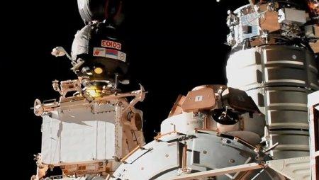 """""""Союз МС-09"""" с тремя космонавтами на борту пристыковался к МКС"""