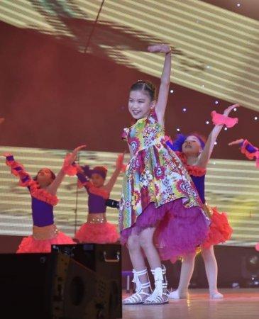 Асия Мусагалиева из Актау стала дипломантом конкурса вокалистов «Baqytty bala-2018»