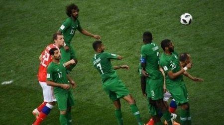 Саудовских футболистов ждет наказание за проигрыш россиянам
