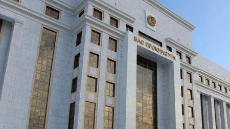 Задержания по факту крушения поезда в Шу не производились - Генпрокуратура