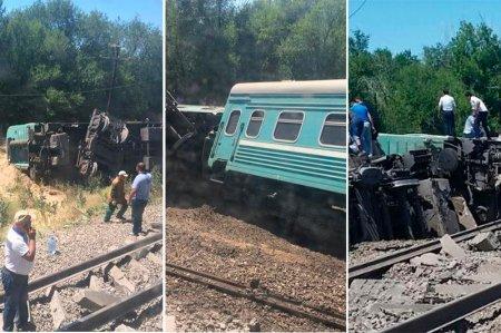 Последствия крушения поезда полностью ликвидированы