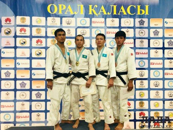 Сунгат Жубаткан из Актау стал золотым призером Кубка Азии по дзюдо