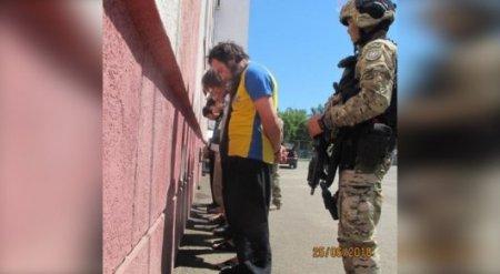 Спецоперация КНБ: Задержаны подозреваемые в подготовке терактов