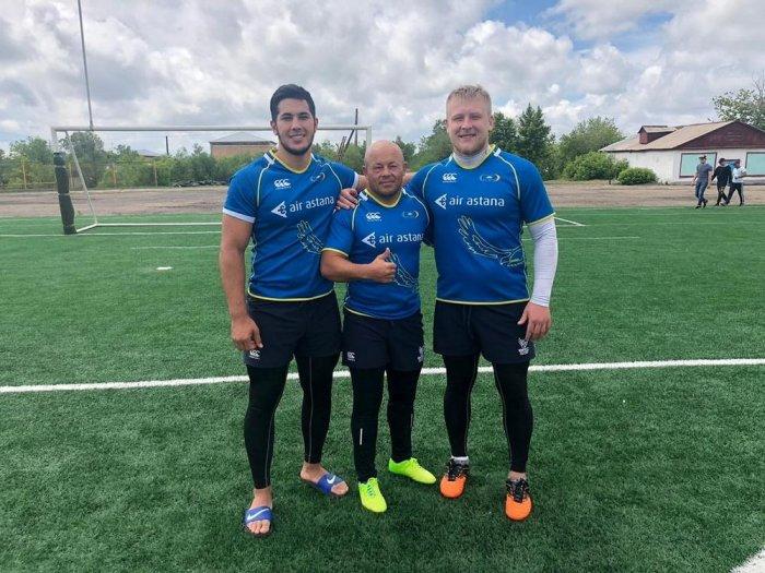 Регбисты из Актау стали бронзовыми призерами II тура чемпионата Казахстана
