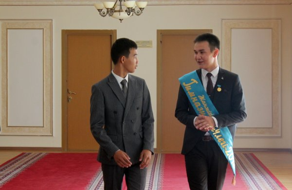 Ержан Жанжигитов и Ерсултан Рахметулы набрали наивысшие баллы по ЕНТ в Мангистауской области