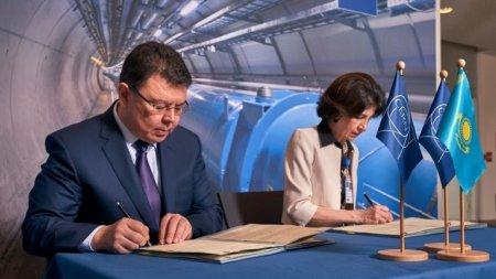 Молодые ученые из Казахстана будут работать на большом адронном коллайдере