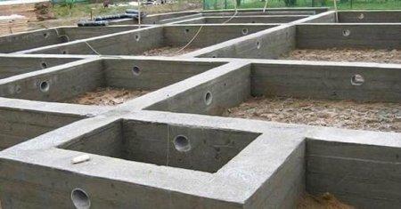 Как самостоятельно залить фундамент для дома