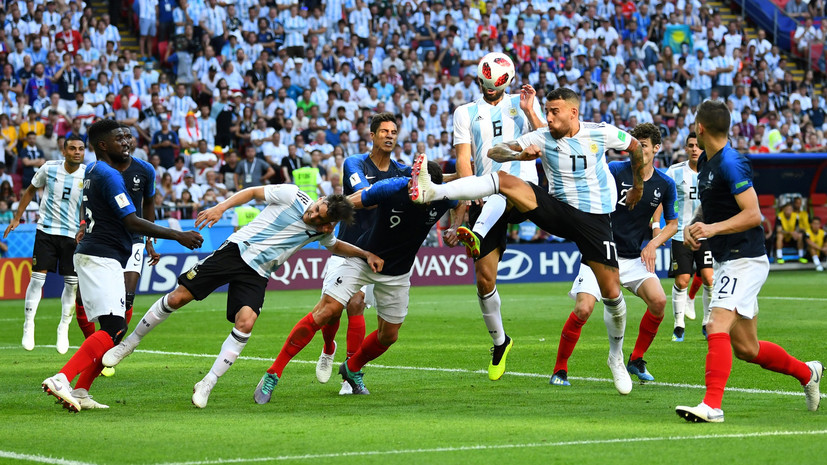Обзор 17-го дня Чемпионата мира по футболу 2018