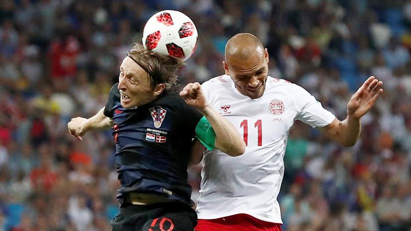 Обзор 18-го дня Чемпионата мира по футболу 2018