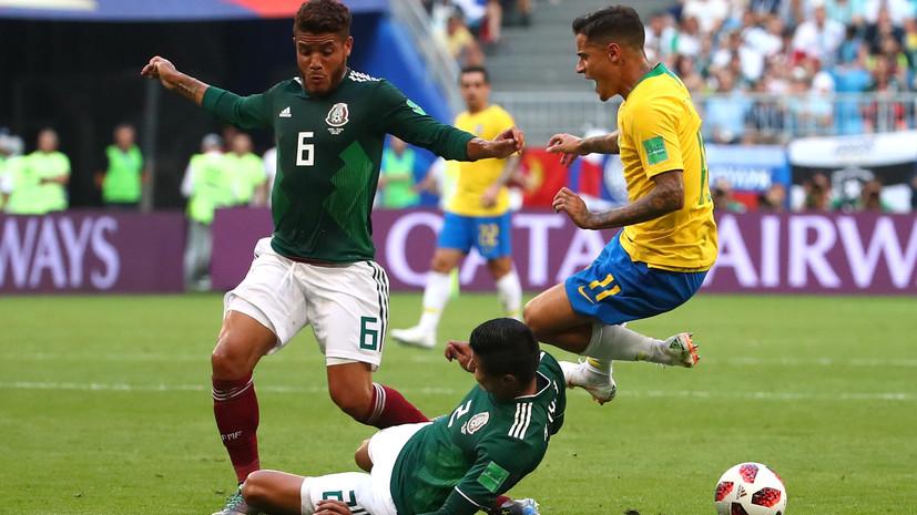 Обзор 19-го дня Чемпионата мира по футболу 2018