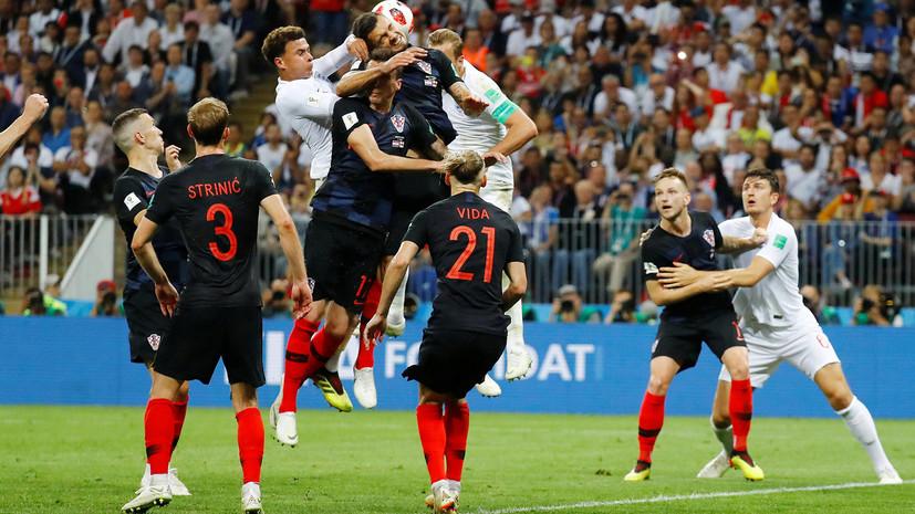 Обзор 29-го дня Чемпионата мира по футболу 2018