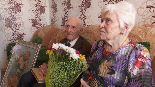 100-летний юбилей празднует ветеран в Костанае
