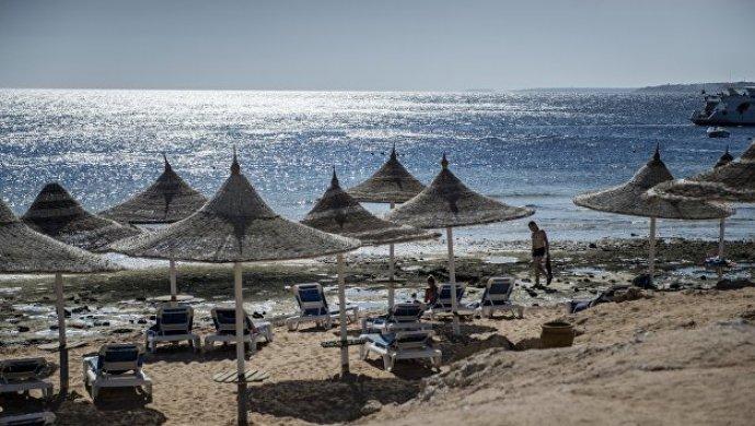 В Египте закрыли пляж, на котором за неделю утонули более 20 человек