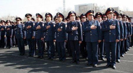 Казахстанцы смогут жаловаться на отчетах начальников полиции - проект постановления