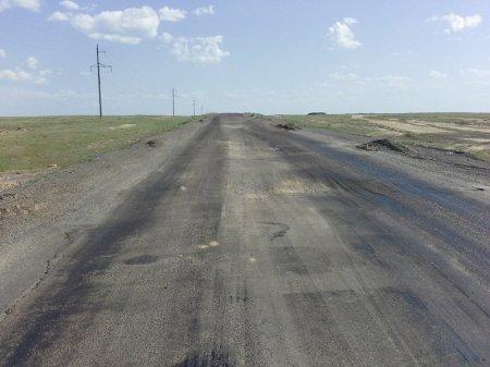 Названы самые опасные дороги Казахстана