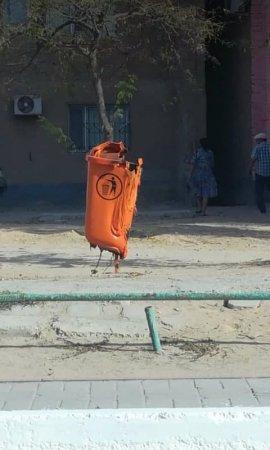 #Жанаозен. От такой жары гибнут не только люди