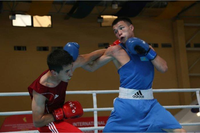 Боксеры из Мангистау привезли три медали с международного турнира