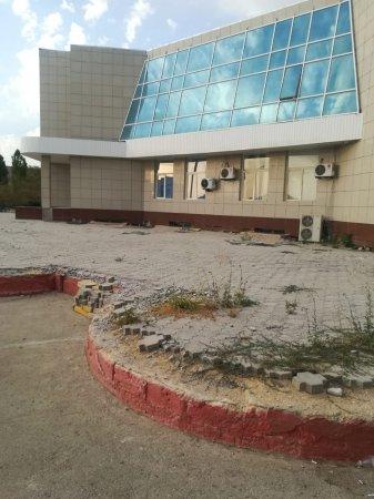Жанаозен в центре города ВИДЕО