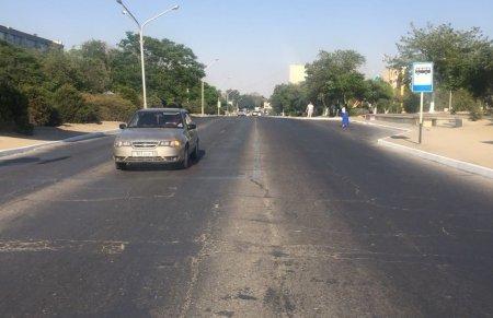 В Актау закроют на ремонт дорогу от городского акимата до автоцентра «Honda»