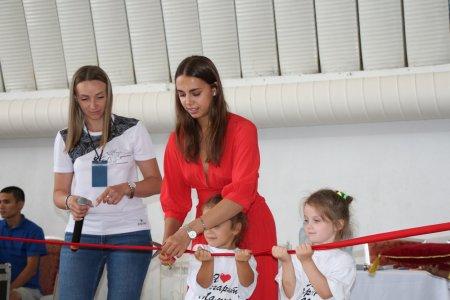 Олимпийская чемпионка Маргарита Мамун провела в Актау мастер-класс
