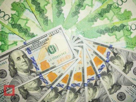 Курс доллара составил 344 тенге