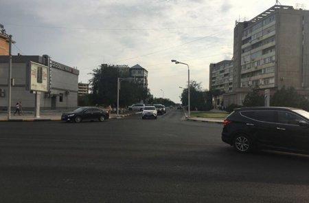 В Актау перекроют дорогу от филармонии до гостиницы «Holiday Inn»