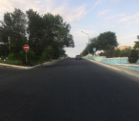 Участок дороги между 7 и 9 микрорайонами перекроют в Актау