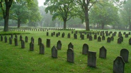 В Германии места на кладбище разыграют в лотерею