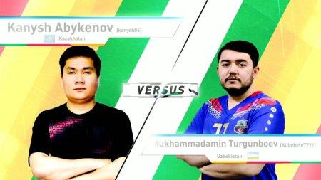 Киберспортсмен из Актау Ринат Утепов выступит на Азиатских играх-2018