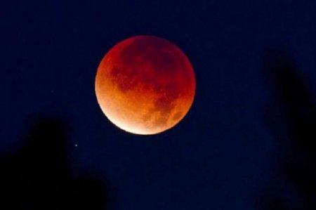 Красную Луну увидят казахстанцы 28 июля