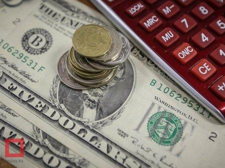 Курс доллара составил 346 тенге