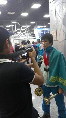 Актауский спортсмен стал чемпионом мира по годзю-рю карате-до