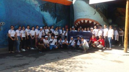 Компания НКОК организовала обучение детей из Мангистауской области в летней школе КБТУ