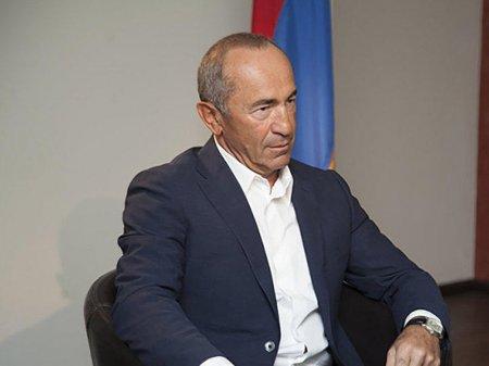 Арестован экс-президент Армении Роберт Кочарян